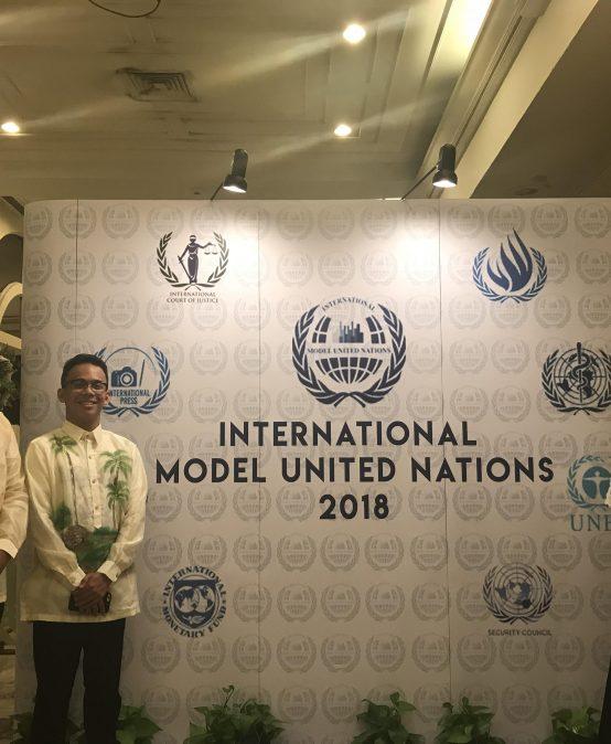 3 Silliman Students Earn Distinctions at International Model UN in Bangkok