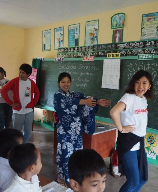 Institute Hosts Students from Japanese University for Service-Learning