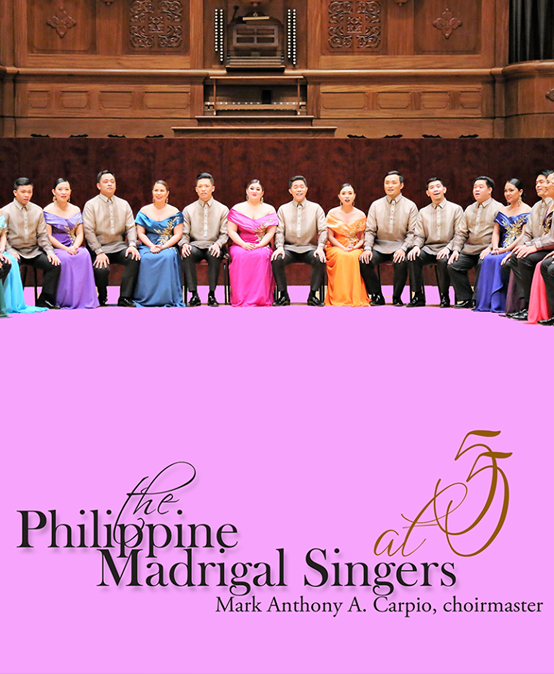 The Philippine Madrigal Singers at 55