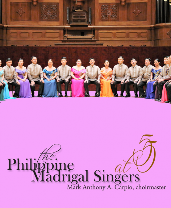 Madrigal Singers Performs June 22, 23 at Luce