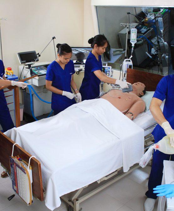 Silliman Registers 100% Anew in Nursing Board Exam