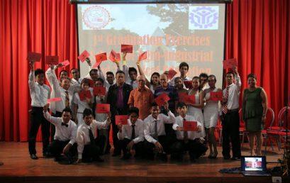97 Graduate from SAITE Certificate Courses