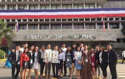 23 Students Interface with Senator, Labor Secretary at PH Model Congress