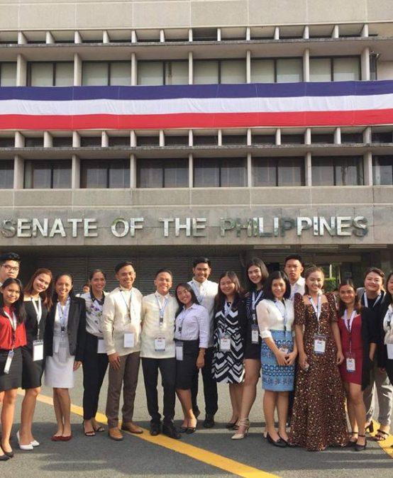 23 Students Interface with Senator, Labor Secretary at PH Model Congress