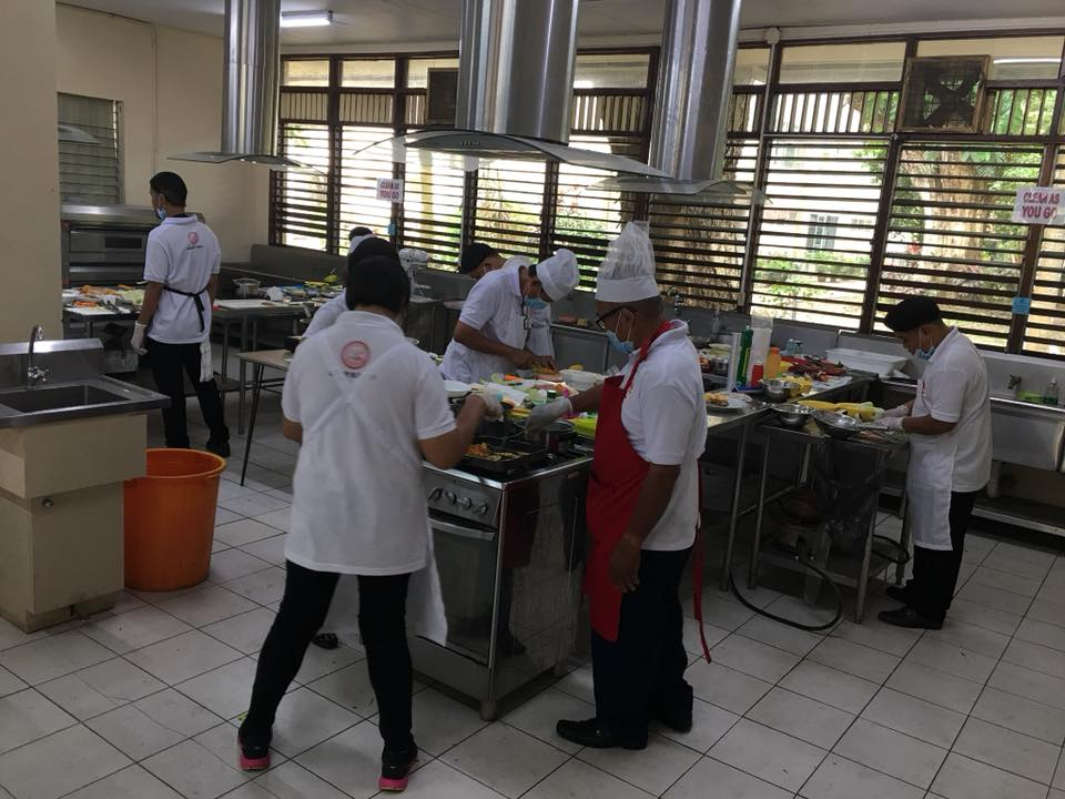 New Batch of 25 Completes Cookery NC II Certificate Course