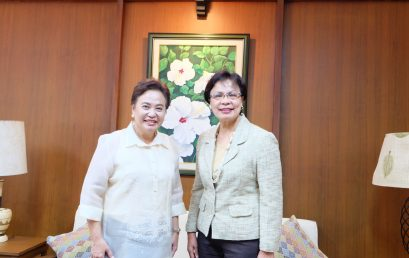 COMELEC Commissioner Guanzon Awards Scholarships to 2 Female Law Students