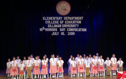 28 Elementary Pupils Receive Academic Honors