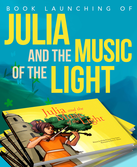 Book Launching of Julia and the Music of the Light