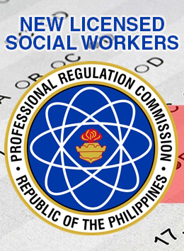 Eighteen pass this year's social workers' exam