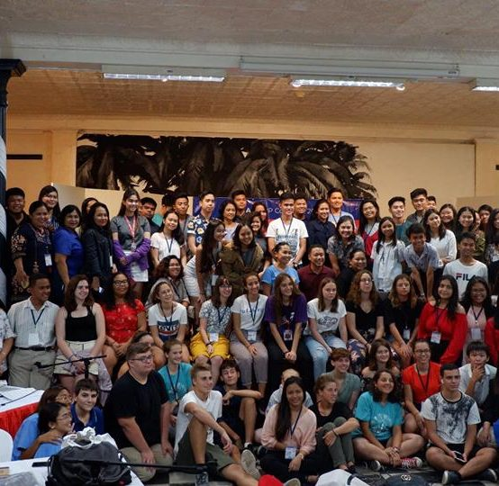 SU Hosts 1st AFS IPP Congress