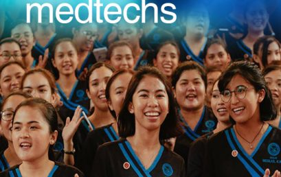 145 graduates pass board exam for medical technologists