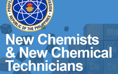 Silliman lists 4 new chemists and 19 chemical technicians