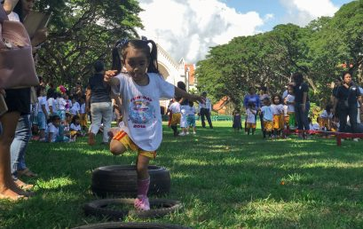 SBE Early Childhood dept celebrates Fun Day