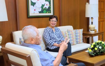 PHINMA Vice Chair meets with Pres. McCann