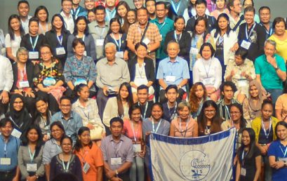 Marine and freshwater sciences federation holds 50th confab at SU