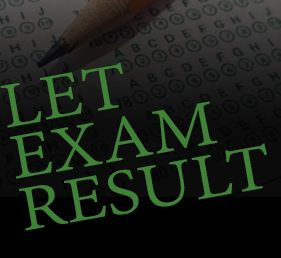 COE, COPVA grads pass LET exam
