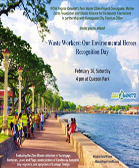 Waste Workers: Our Environmental Heroes Recognition Day