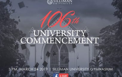 LIVE: 106th University Commencement
