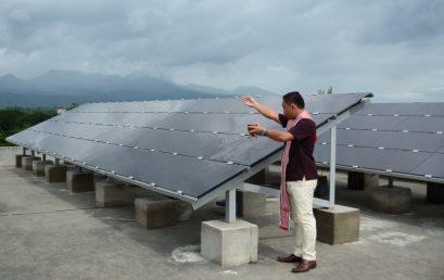 SU solar panels generate 6.5M pesos in savings