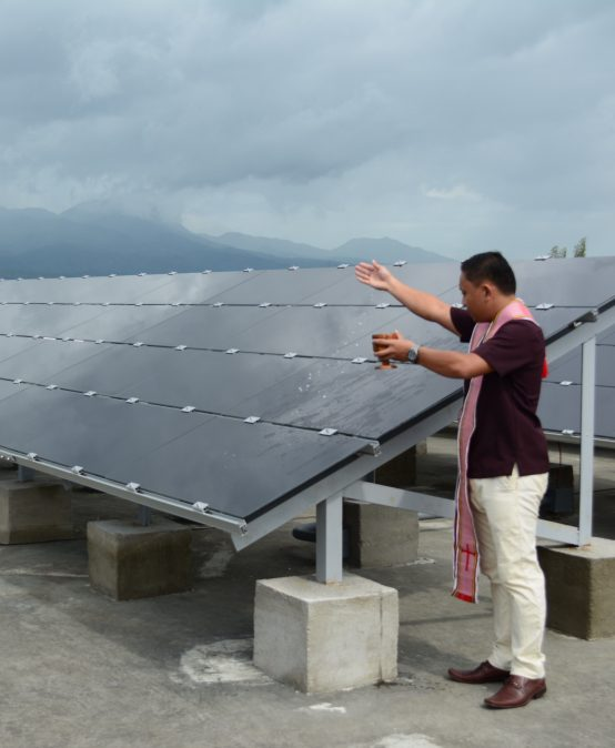 SU solar panels generate 6.5M pesos in savings