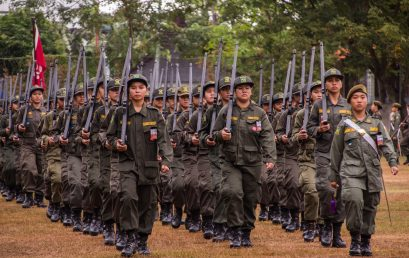 SU ROTC Garners Outstanding Rating in RAATI 2018-2019