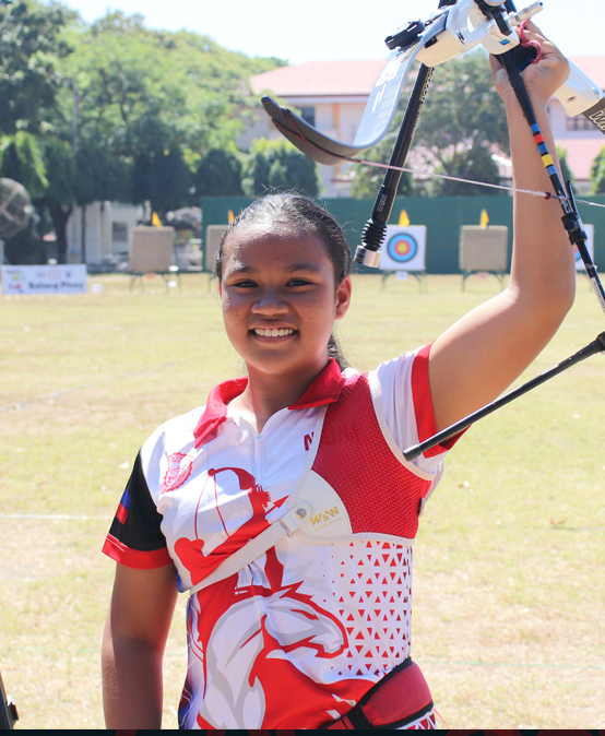Sillimanian archer bags 7 golds in Batang Pinoy Visayas
