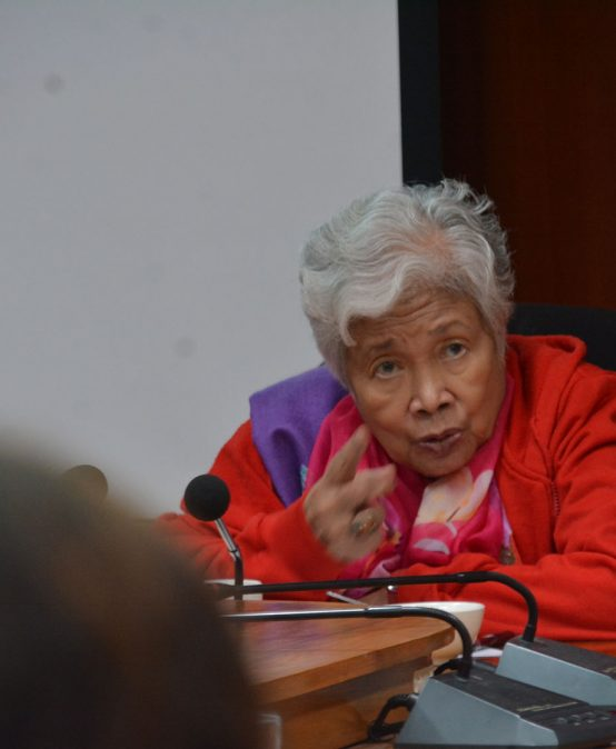 DepEd chief Briones visits SU