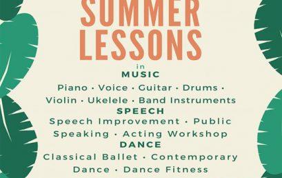 COPVA Summer Lessons
