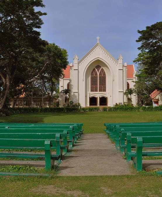 SU Church Holy Week Worship Service Schedule