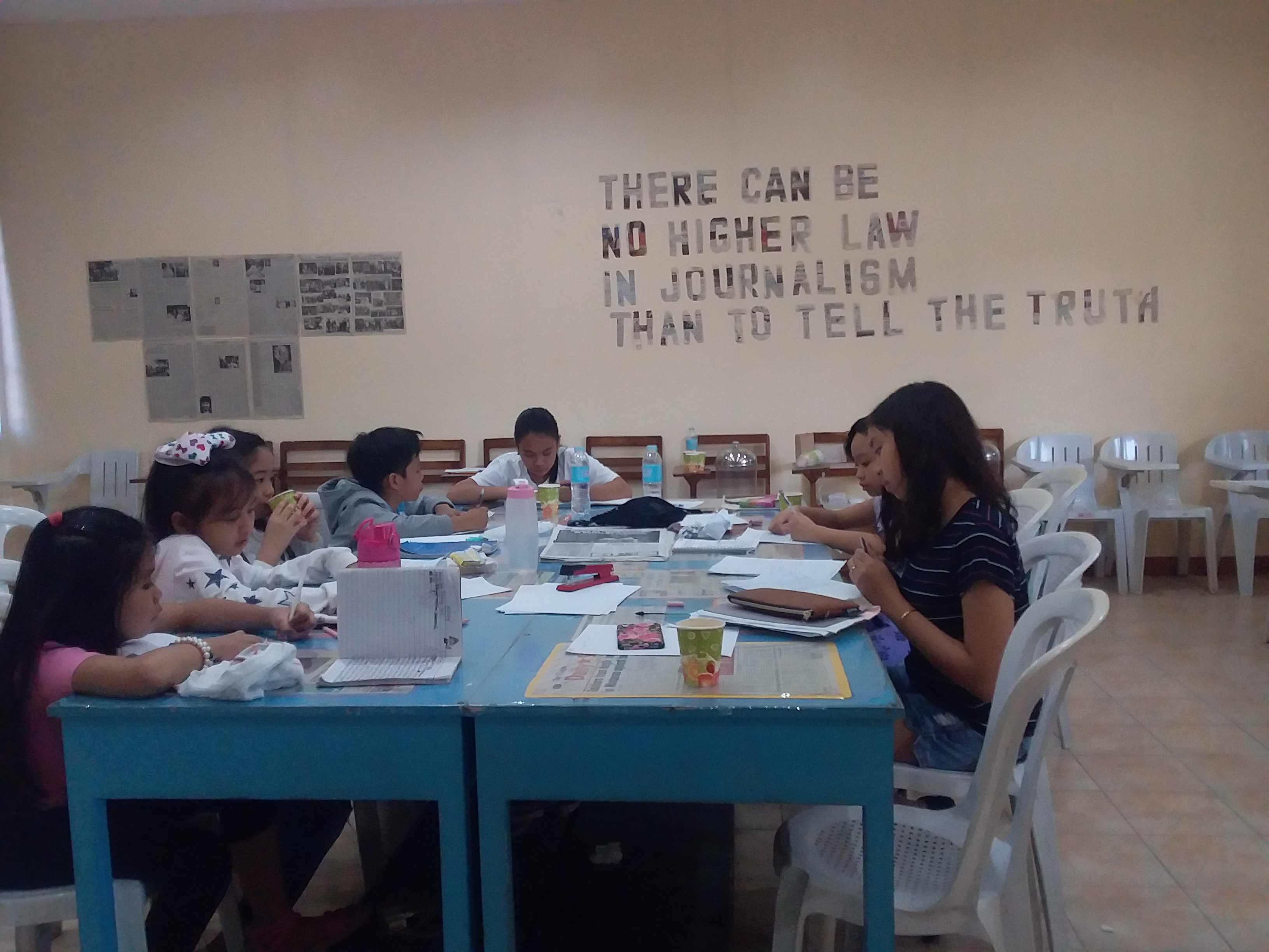 12 graduate from SU Campus Journalism Summer Workshop