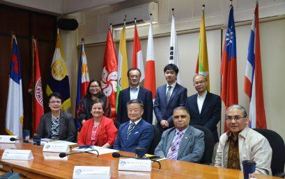 SU hosts ACUCA executive committee meeting