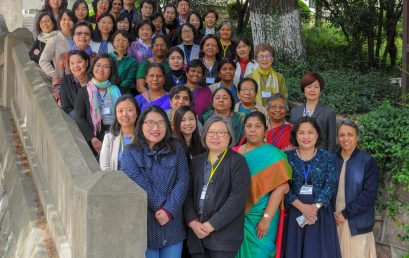 SU President participates in Women's Leadership Forum