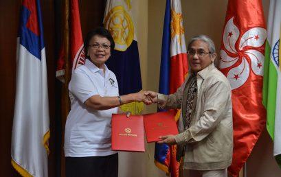 SU signs MOU with Satya Wacana Christian University