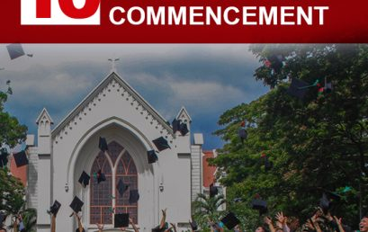 10th Summer University Commencement Schedule