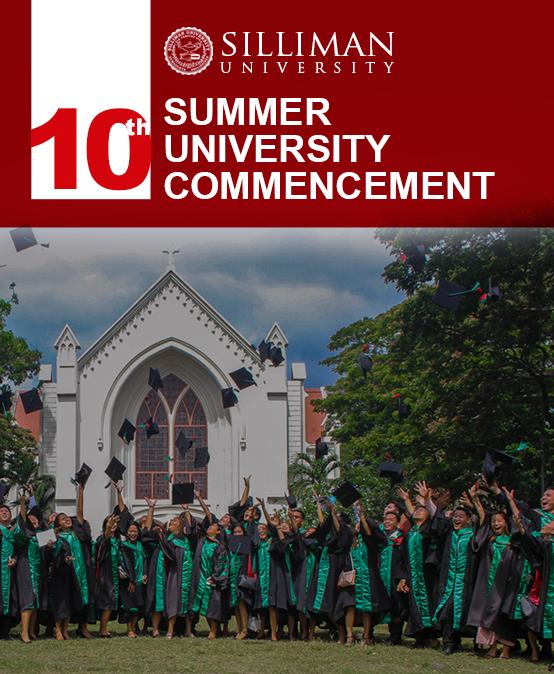 10th Summer University Commencement Schedule