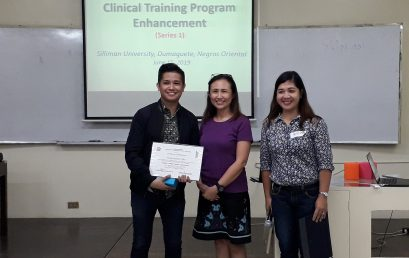 IRS, PPTA train clinical educators