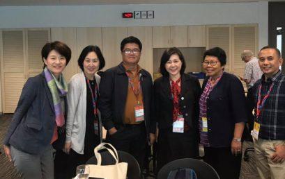 SL directors, coordinator attend Asia-Pacific conference