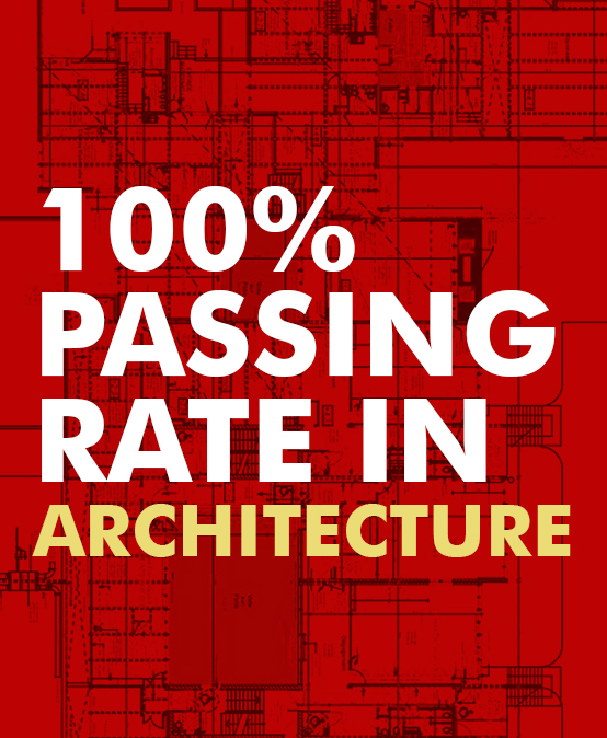SU produces 1st batch of licensed architects, 100% passing rate