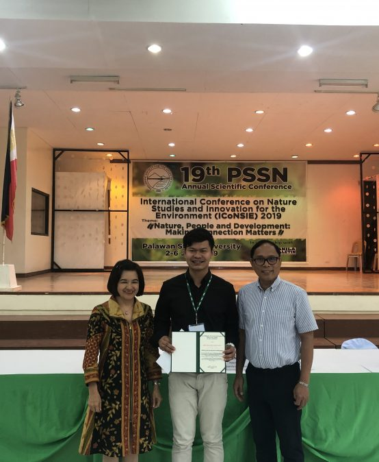 SU Agri faculty wins best paper in int'l conference