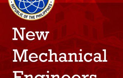 SU boasts 34 new Mechanical Engineers