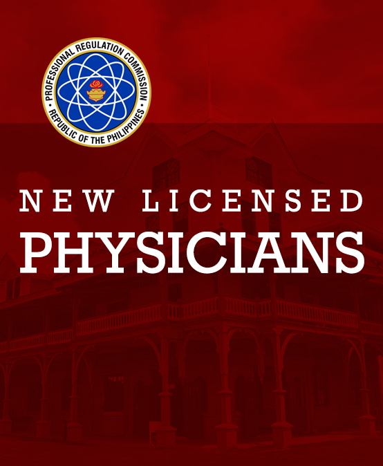 SU produces 59 new physicians