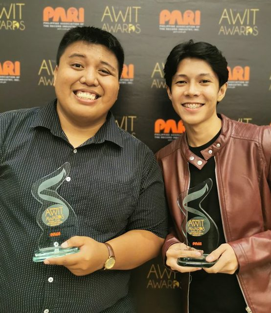 Masscom alum bags Awit Award for Best Regional Recording