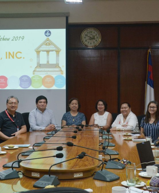 SU explores partnerships with Unilab Inc.