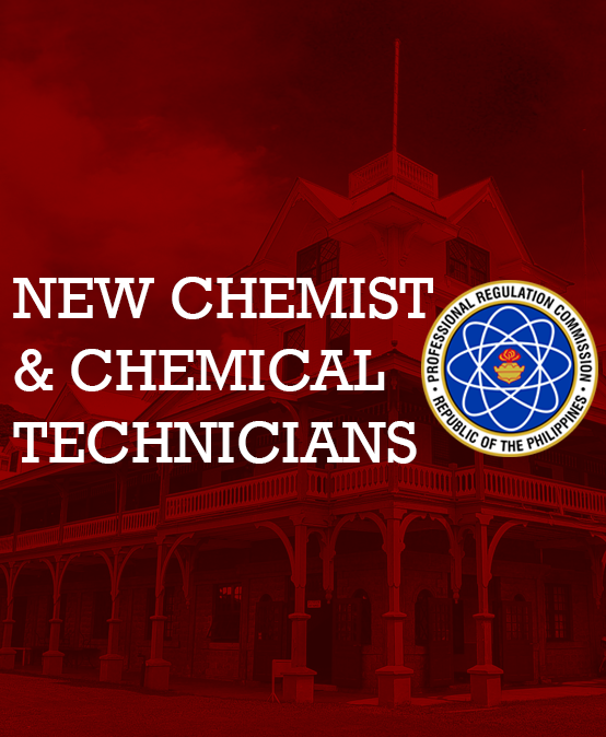 SU produces chemist, 17 chemical technicians