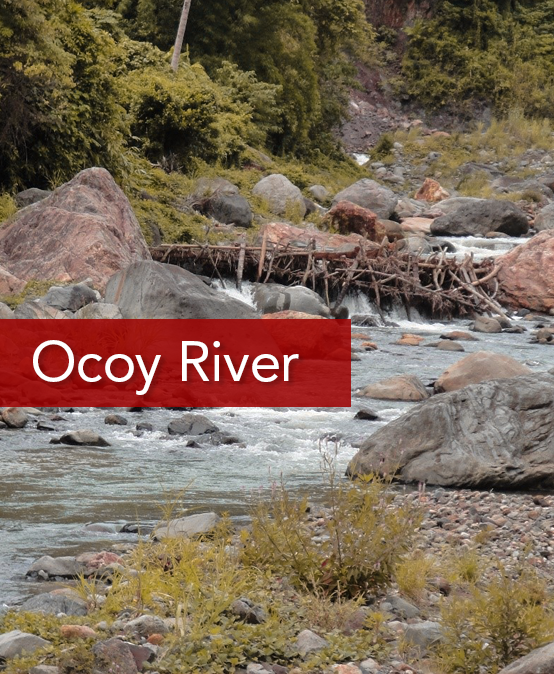 SU research to help address Ocoy River flooding