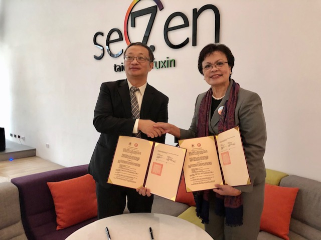 SU signs MoU with WuFeng University