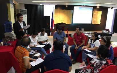 SU trains Bohol municipal leaders to improve healthcare systems
