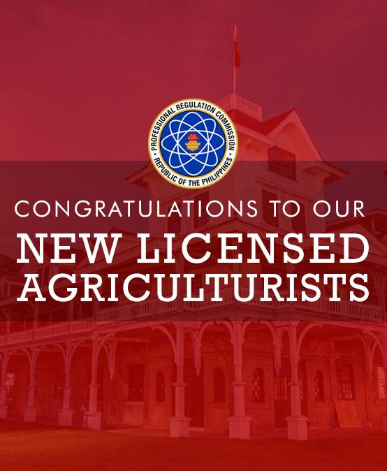SU produces 10 agriculturists
