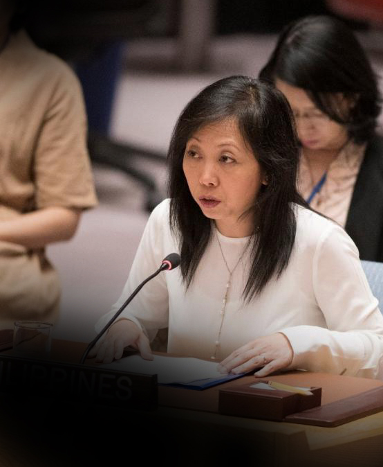 Alumna elected chair of UN Charter Committee