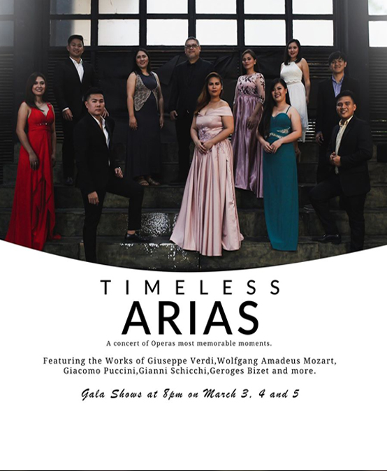 Timeless Arias